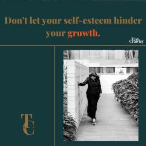 Don't Let Self-Esteem Hinder Growth | Dr Tess Crawley